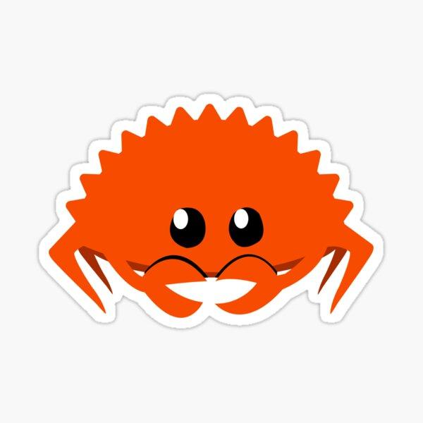 Ferris Crab Rost Sticker