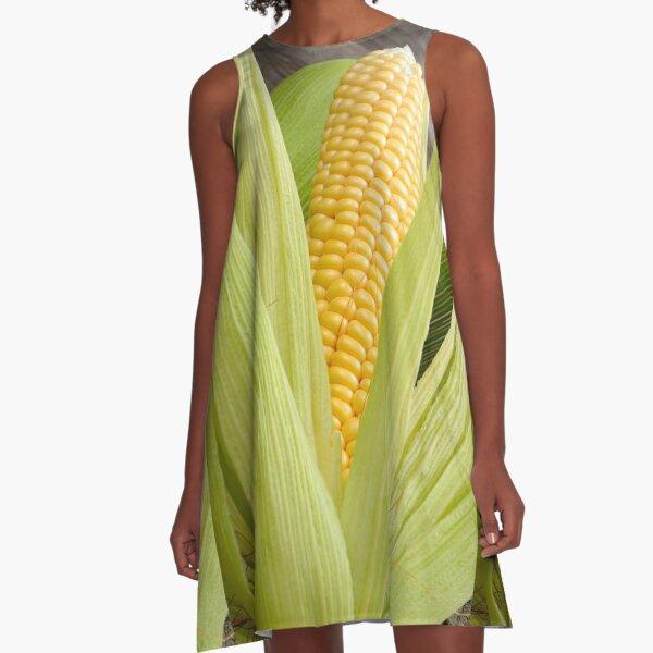 corn cob A-Line Dress
