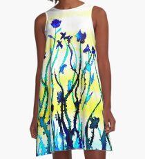 Wildflowers A-Line Dress