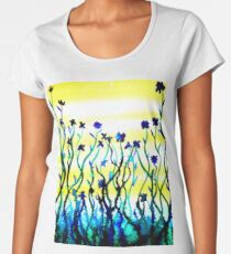Wildflowers Premium Scoop T-Shirt