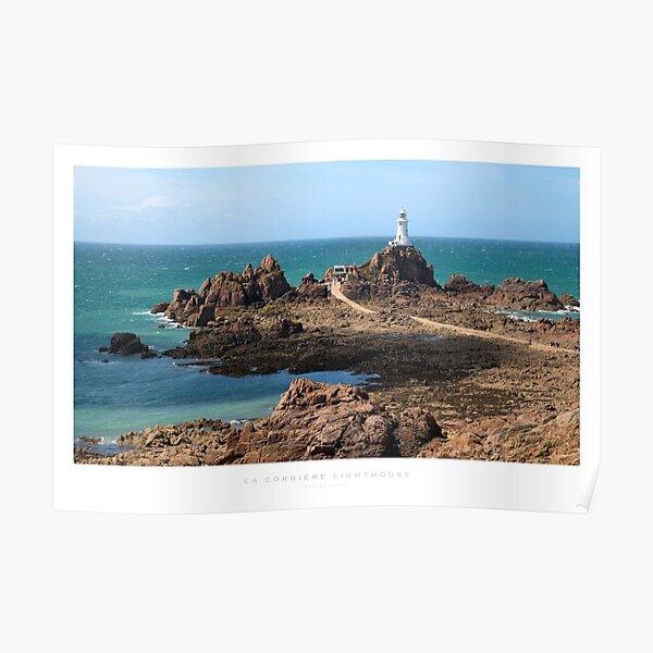 La Corbière Lighthouse Poster