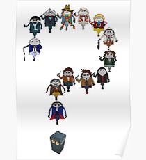 Who's Who are You? Poster