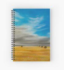 Summer Vastness Spiral Notebook