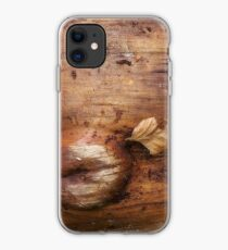 wood life iPhone Case