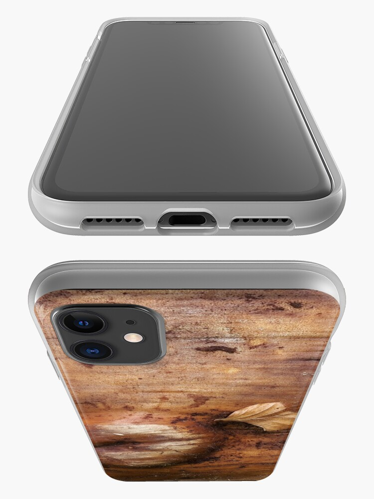 Alternate view of wood life iPhone Case & Cover