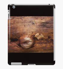 wood life iPad Case/Skin