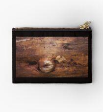 wood life Zipper Pouch