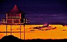 Purple Haze by Helen Vercoe