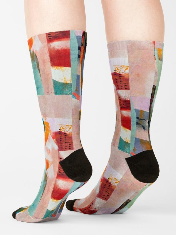Alternate view of springmoon Socks