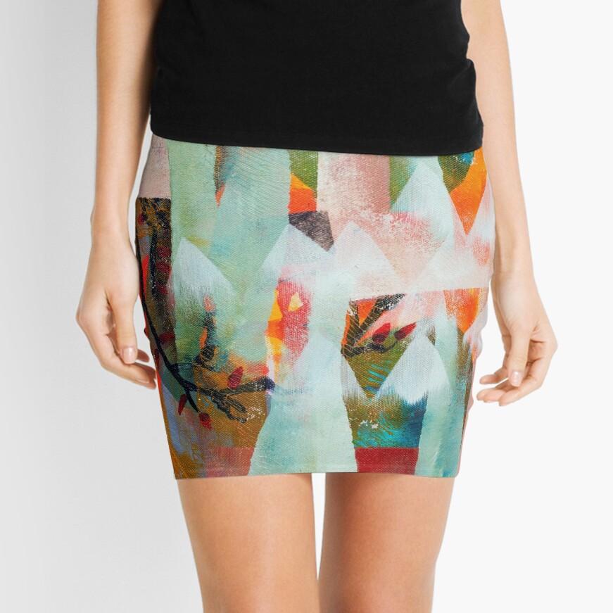 springmoon Mini Skirt