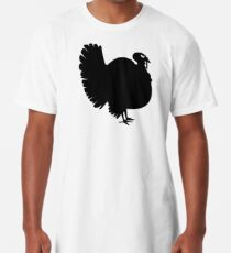 Angry Animals - Turkey Long T-Shirt