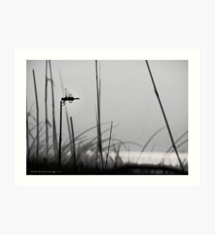 Simple Pleasures (Art & Poetry) Art Print