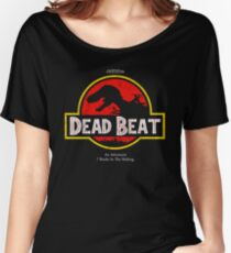 Jurassic Dresden Women's Relaxed Fit T-Shirt