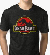 Jurassic Dresden Tri-blend T-Shirt