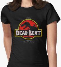 Jurassic Dresden Women's Fitted T-Shirt