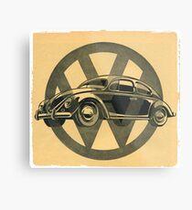VW Bug Metal Print