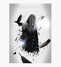 Final Fantasy VII - Sephiroth Photographic Print