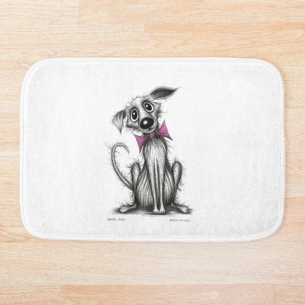 Daisy dog Bath Mat