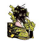 Toxic Geisha by StickaBomb