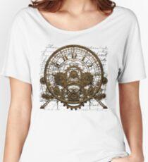 Vintage Steampunk Time Machine #1A Loose Fit T-Shirt