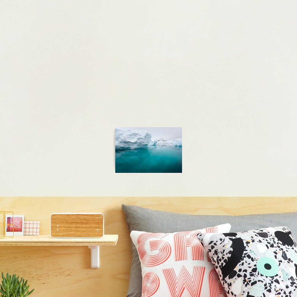 Below the surface Photographic Print