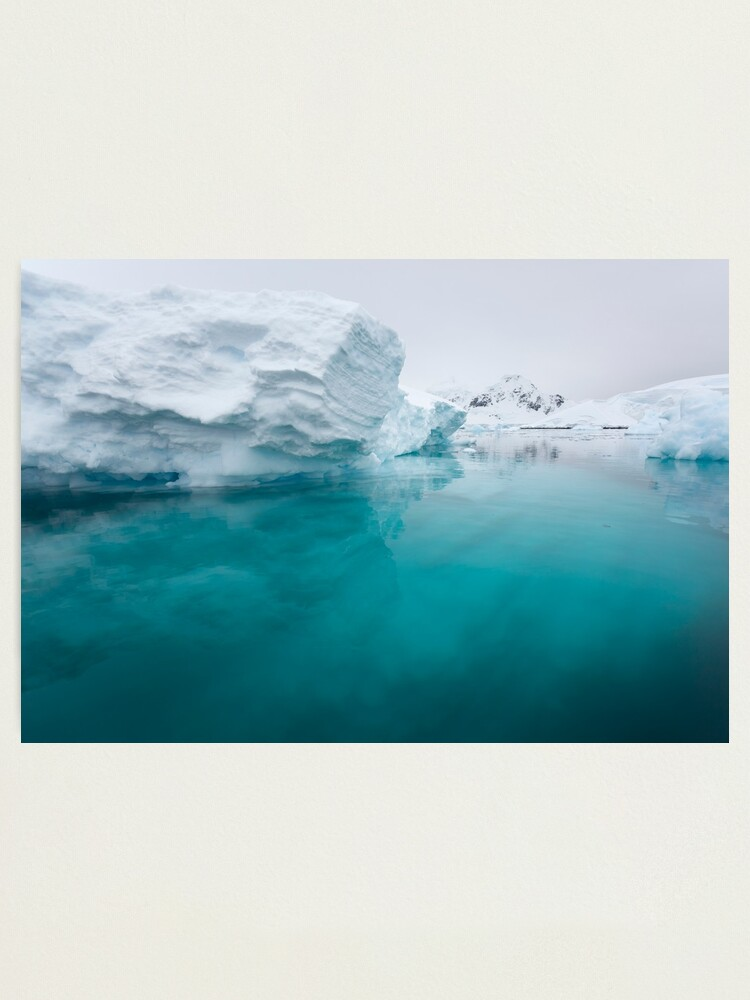 Alternate view of Below the surface Photographic Print