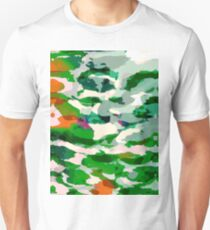 Abstract Army Pattern Unisex T-Shirt