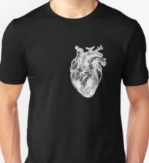 My White Heart Unisex T-Shirt