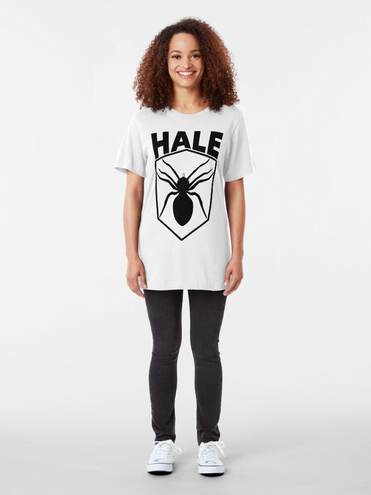 Alternate view of NDVH Hale Slim Fit T-Shirt