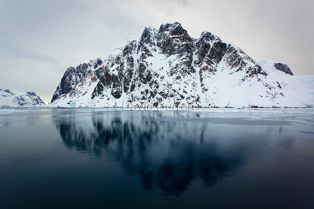 Booth Island by David Burren