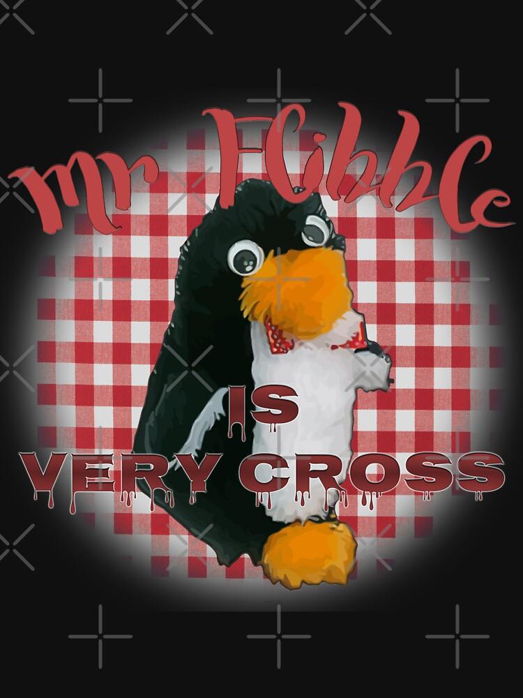 Mr Flibble is very cross by tribbledesign