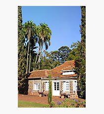 The House of Karen Blixen in Nairobi, KENYA Photographic Print