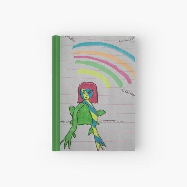 Plant-Based Alien Hardcover Journal