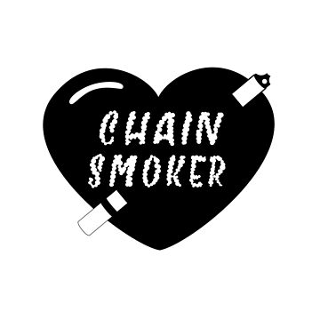 Chain Smoker by 0katypotaty0