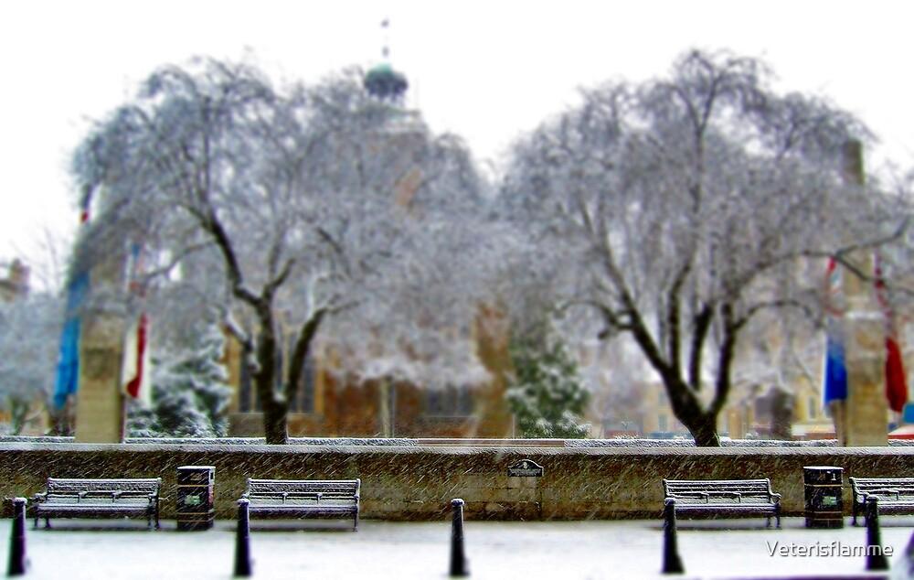 All Saints Church, Snow, Northampton by Veterisflamme