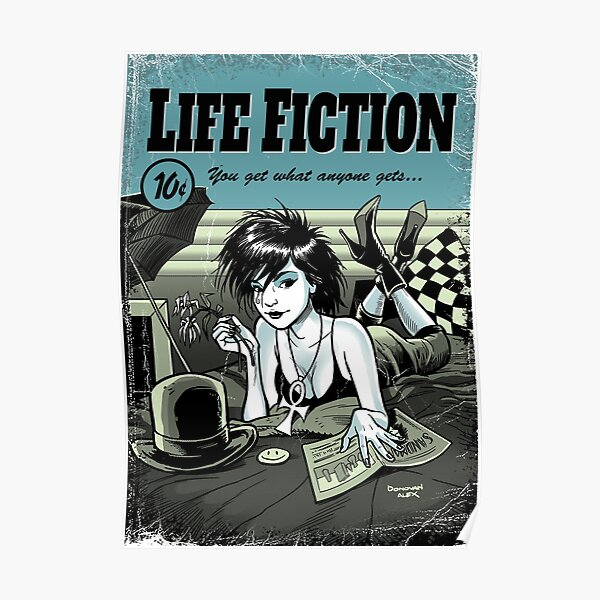 Life Fiction Poster