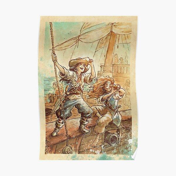 Pirates Poster