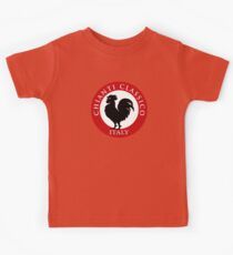 Black Rooster Italy Chianti Classico  Kids Tee