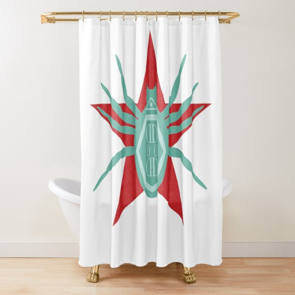 All Hale the Defender of Democracy Shower Curtain