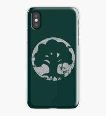 Vintage Green iPhone Case