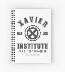 Xavier Institute Spiral Notebook