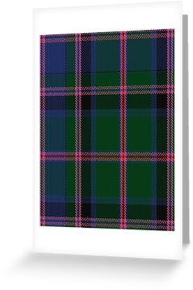 00018 Cooper/Couper Clan/Family Tartan by Detnecs2013