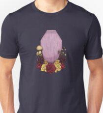 Powder Pink Coffin Slim Fit T-Shirt