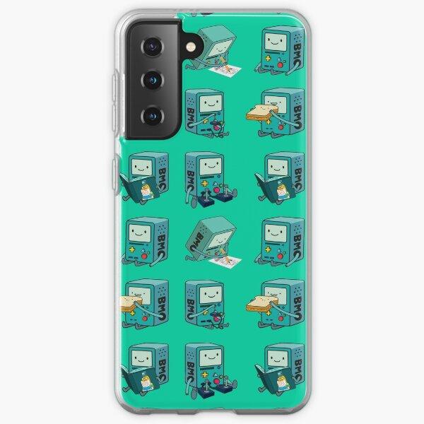 BMO Samsung Galaxy Soft Case