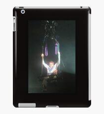 High in the big top iPad Case/Skin