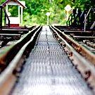 Death Railway ... by Kornrawiee