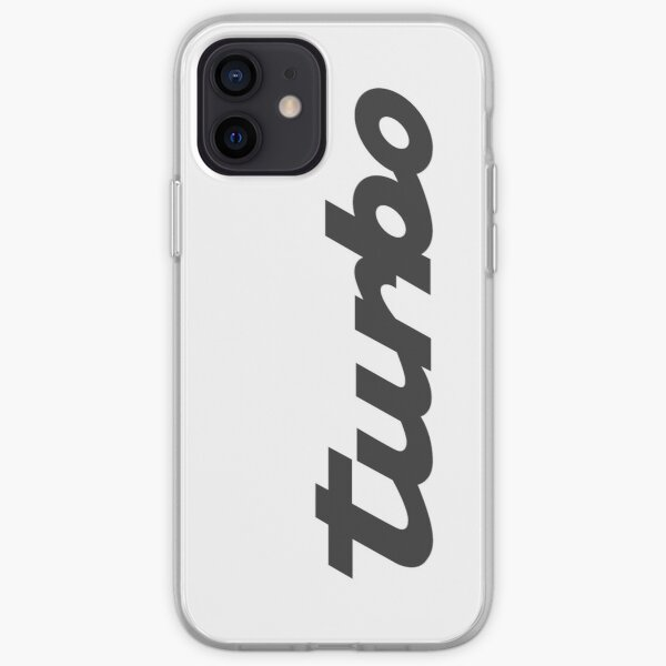 Porsche 911 Turbo iPhone Soft Case
