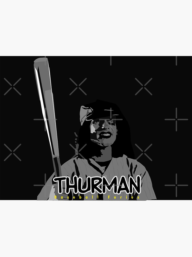 Thruman   baseball fury (The warriors) by mayerarts
