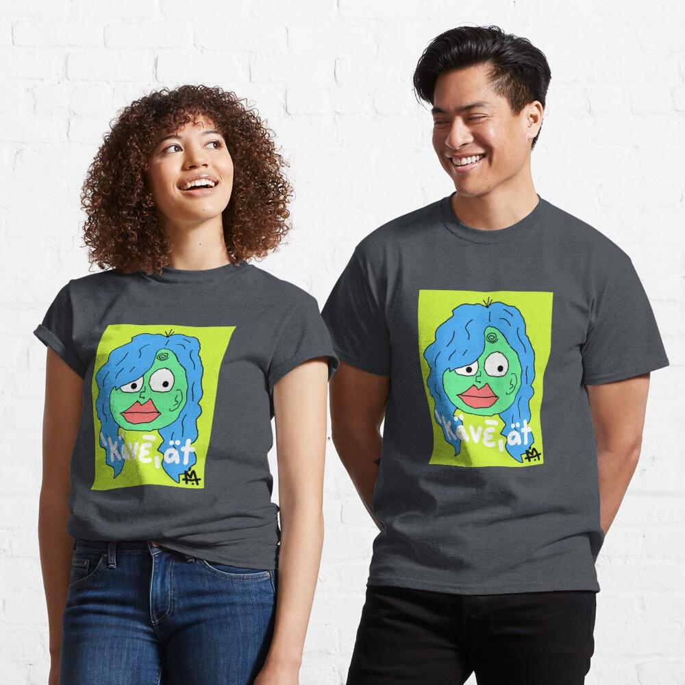 Scykosiz - CAVEAT Classic T-Shirt