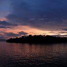 Vona Vona Sunset I by Reef Ecoimages